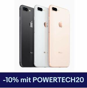 Apple iPhone 8 PLUS - 256GB - Spacegrau - Silber - Rot - Gold - soweit vorrätig