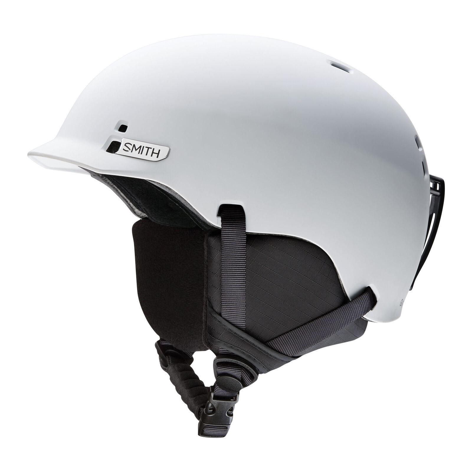 Smith Casco  de Snowboard Esquí Gage Junior whiteo colors Lisos Ohrenpolster  best offer