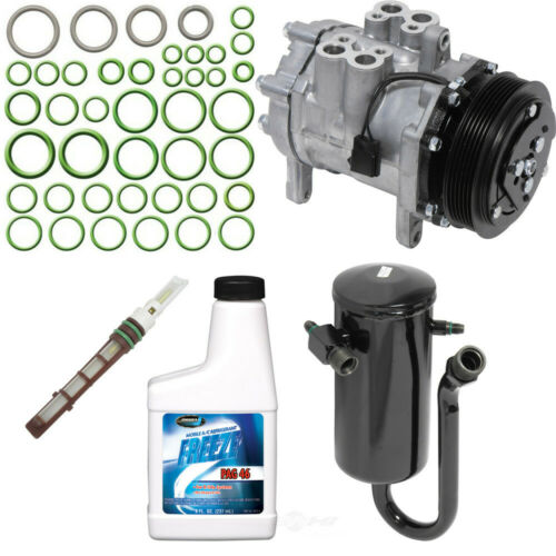 A//C Compressor /& Component Kit-Compressor Replacement Kit UAC KT 4501