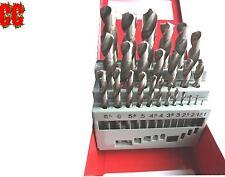 Plastic Wood Metal 119pc HSS  Drill Set 1.0mm to 10.0mm HSS Step Drill 4-25mm