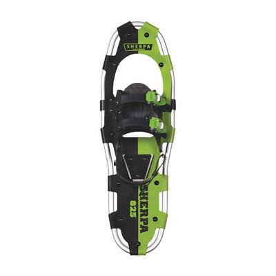 "Yukon Charlie's Sherpa 8"" x 25"" Durable Trail Walking Hiking Snowshoes, Green"