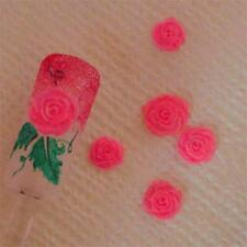 1Pc Rose Flower Die Acrylic Mold Mould Cast for Nail Art 3D Decoration DIY #80
