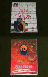 2x-DVD-Lot-PINK-FLOYD-THE-WALL-LTD-25TH-ANNI-amp-LIVE-AT-POMPEII-DIRECTORS-CUT-New
