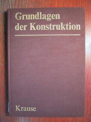Hell Feinwerktechnik - Grundlagen Der Konstruktion - Feinmechanik (1982) GroßE Vielfalt