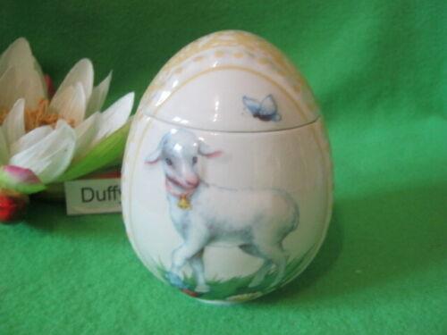 Oster eierdose agneau 2 PCS Spring DECORATION 13 cm de Villeroy /& Boch