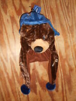Forever Collectibles San Diego Chargers Dangle Mascot Hat