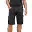 Bermuda-Uomo-Cargo-Pantalone-corto-Cotone-Tasconi-Laterali-Shorts-Casual-Nero miniatura 19