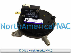 Details about Honeywell Lennox Furnace Vacuum Vent Air Pressure Switch on
