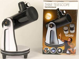 Tisch teleskop okular fernglas fernrohr astronomie erde weltall