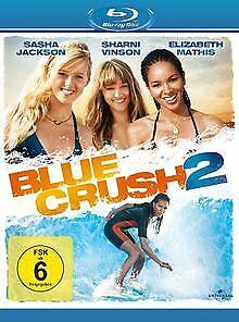 Blue-Crush-2-Blu-ray-von-Mike-Elliott-DVD-Zustand-sehr-gut