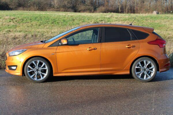 Ford Focus 1,0 SCTi 125 ST-Line - billede 1