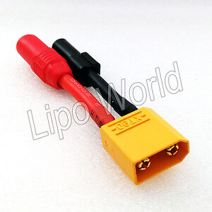 XT90-Stecker-auf-AS150-Buchse-10AWG-AMASS-Adapter-Lade-Kabel-DJI-S1000-Lipo-Akku