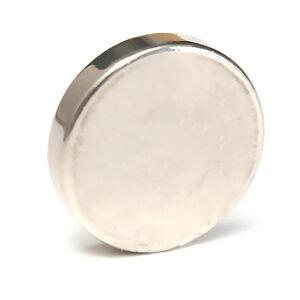 N35-Klasse-Magnet-Stark-Neodym-Seltene-Erden-Gross-25x5mm-Scheiben-Auffallend