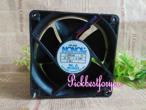 MECHATRONICS 12038 F1238E24B 24V 0.350A Cooling fan 120 *120* 38MM 2Pin M2665 QL