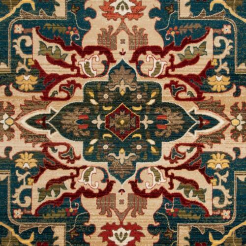 """2x8 Wide Runner Traditional Oriental Blue Area Rug **FREE SHIPPING** 2/'6/"""" x 8/'"""
