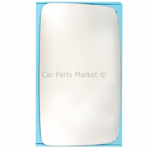 Right side Flat Wing mirror glass for Citroen Relay Jumper 1994-99 heated plate
