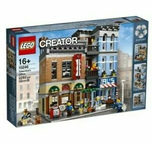 [LEGO] Creator Expert 10246: Detective's Office New Sealed ⭐Traceable⭐