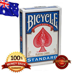 Details about Bicycle Cards New - US Standard Bicycle Playing Cards - Blue  Bicycle Card Poker