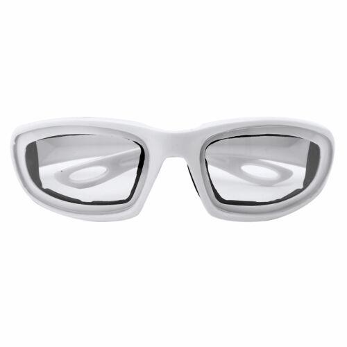 Universal Onion Goggles Glasses Onions Chopping Eye Protector w//Inside Sponge