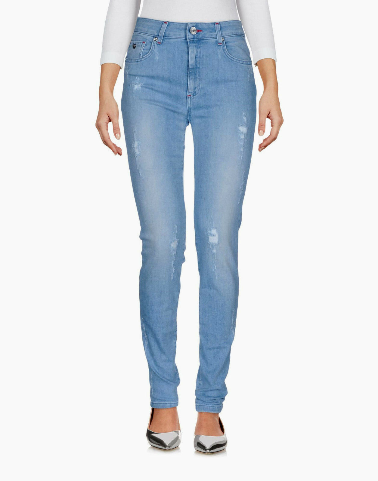 blueGIRL FOLIES High Waist Skinny Jeans NWT  159