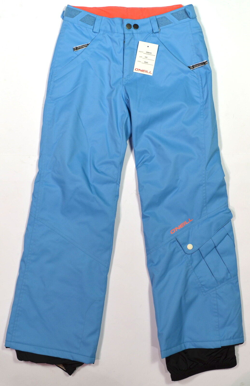 O'Neill FREEDOM SERIES 10K Unisex Youth Snowboard Pants Sz  12 Med.(152) bluee NEW  creative products