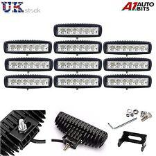 10X 18W 10-30V LED Work Light Bar Spot Light Driving Lamps Offroad Car Truck SUV