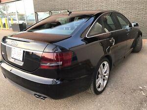 2007 Audi S6 S6 QUATTRO V10
