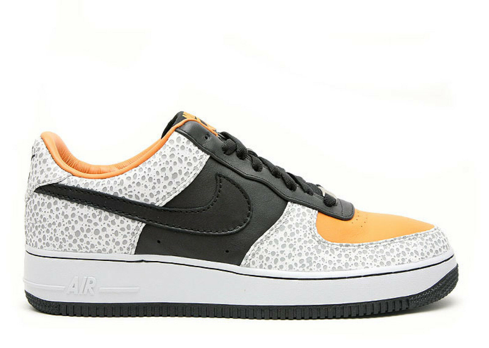 Air force 1 niedrige supreme karotte