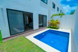 Casa en Venta, Aqua Residencial, Cancún.