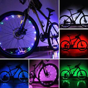 cn wasserfest bunte 20 led fahrrad lichter lampe. Black Bedroom Furniture Sets. Home Design Ideas