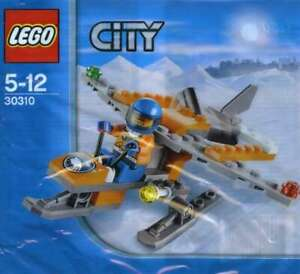 LEGO-CITY-30310-ARTIC-SCOUT-PLANE-POLYBAG-RETIRED-NEW-LA014