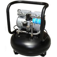 Silentaire Amp 50 24 Oilless Compressor 58 Hp