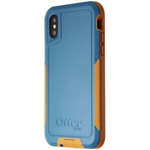 OtterBox-Pursuit-Series-Case-for-Apple-iPhone-XS-X-Autumn-Lake-Blue-Brown