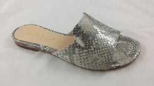 Nuovo Sandalo Grigio Pantofola Viper Beige 36 Rettile Carito Gr Fantasy Ice Unisa Pa05xA5qw