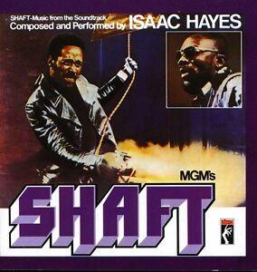 Isaac-Hayes-Shaft-New-CD-UK-Import