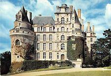 BR86517 een anjou brissac le chateau maine et loire france