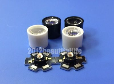 1w 3w 4w 5w 850nm infrared IR LED for night vision camera with 20mm Star PCB