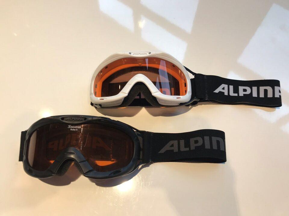 Skibriller, Alpina, str. Børn
