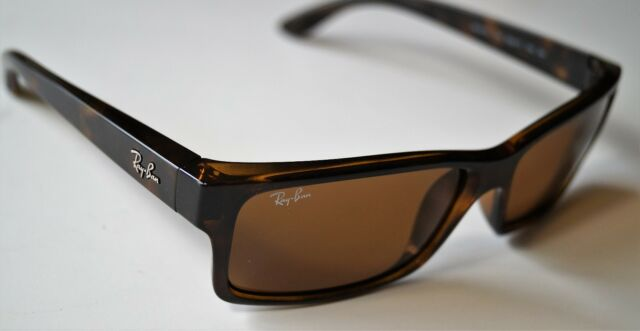 87623d64c42 RARE AUTHENTIC RAY BAN Sunglasses RB 4151 710 Light Havana