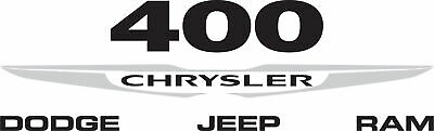 400 Chrysler Dodge Jeep Ram