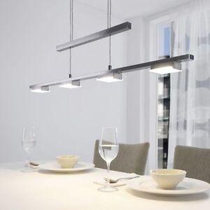 Detalles de LED Colgante Lámpara Mesa de Comedor Iluminación Cocina Péndulo,