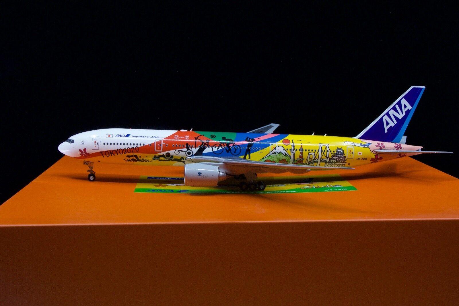 Jc Wings 1/200 JA741A Ana 2020 Jet 777-200ER