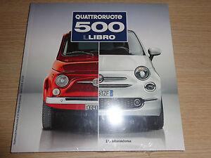 QUATTRORUOTE-500-LE-LIVRE-EDITORIAL-DOMUS