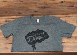 d5960ead9492d Do It In A Diesel T-Shirt - Men s Turbo Diesel Car Shirt VW ...