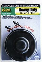 Grass Gator 3630 Universal Bump And Feed Replacement String Trimmer Head , New,