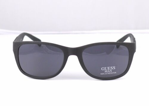 New Guess Men/'s Sunglasses GU 6673 Retail $80 Matte Black Now $24.00