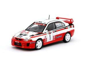 Tarmac-Works-Mitsubishi-Lancer-Evolution-V-Sanremo-Rally-1998-1-Winner