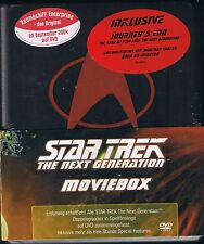 Star Trek Next Generation Moviebox 6 DVDs Neu OVP Sealed Deutsche Ausgabe