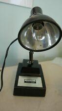 Black Vintage Bausch Amp Lomb 31 33 74 Microscope Table Illuminator Shade Style