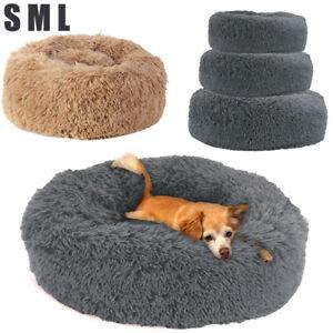 Detachable-Pet-Calming-Bed-Round-Nest-Faux-Fur-Donut-Cat-Dog-Beds-Self-Warming